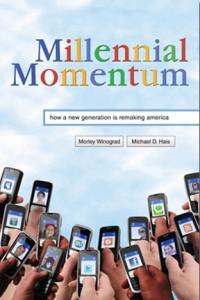 Millennial Momentum book cover