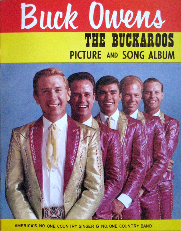 Buck Owens and The Buckeroos Songbook, Crystal Palace Bakersfield.