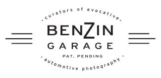 Benzin Garage logo